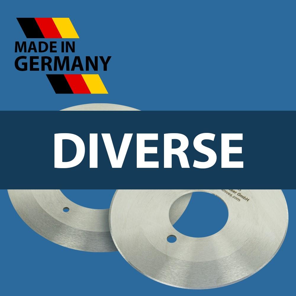 Kreismesser für Diverse