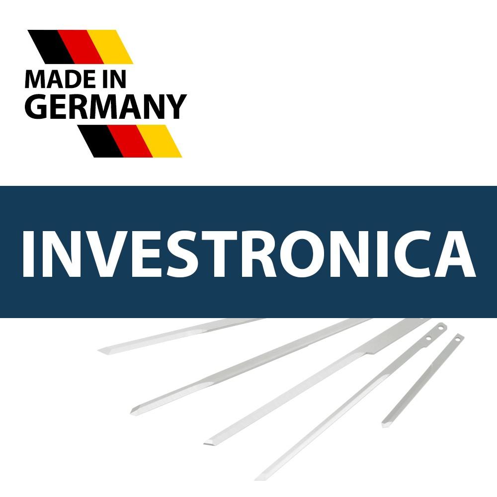 Cuttermesser für Investronica