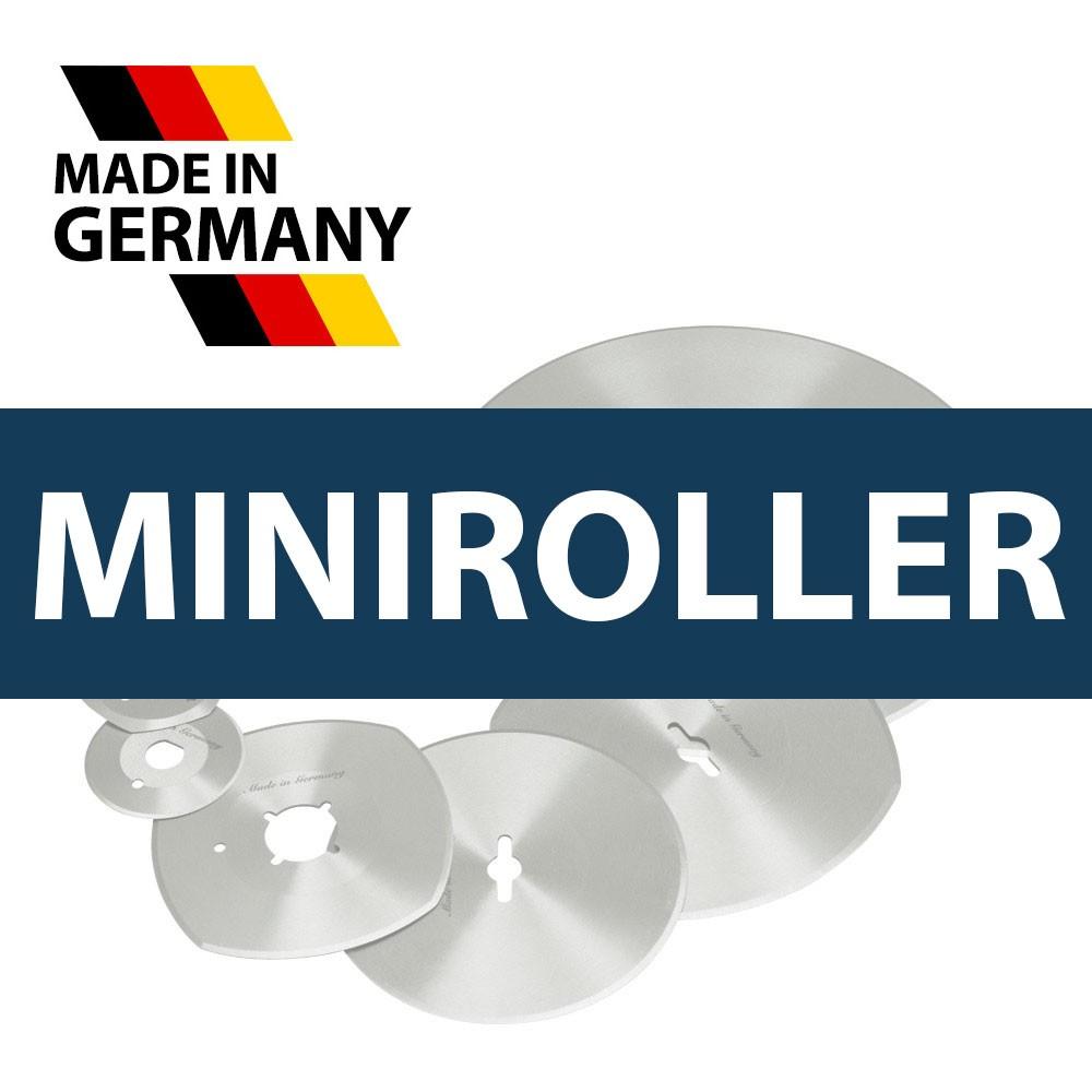 Kreismesser für Miniroller