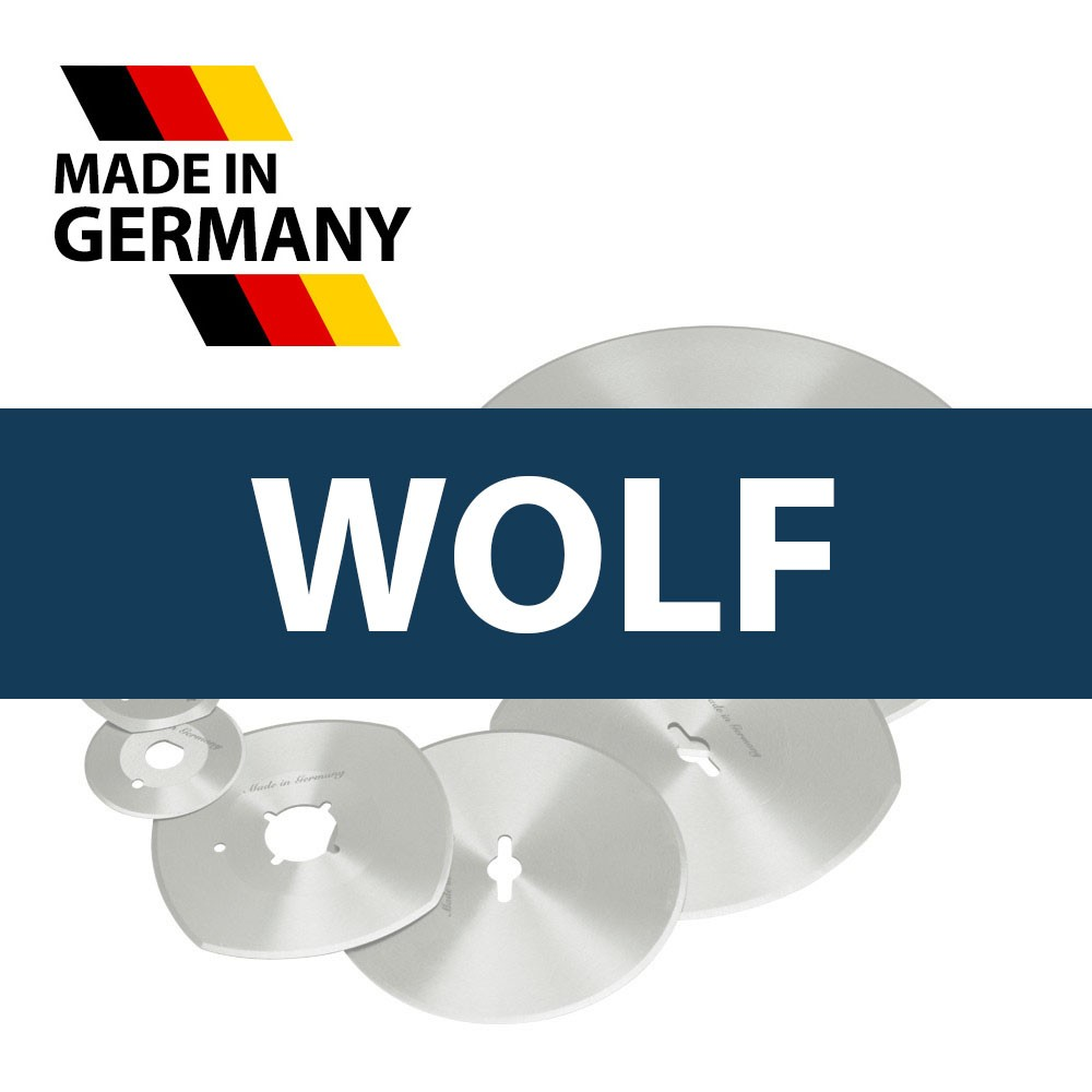 Kreismesser für Wolf